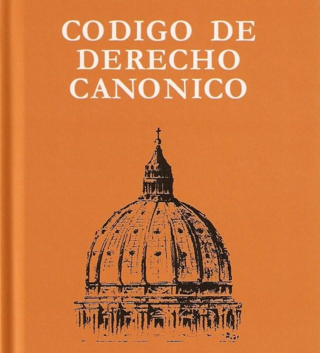 codigo de derecho canonico