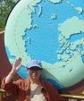 AMB with globe