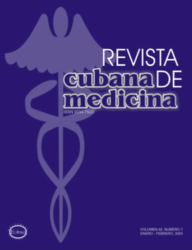 RevistaCubanaDeMedicina