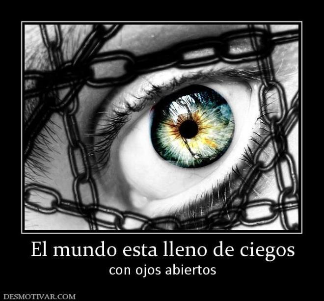 mundo ciego