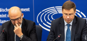 bruselas rechaza presupuesto