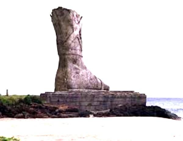 restos del Coloso