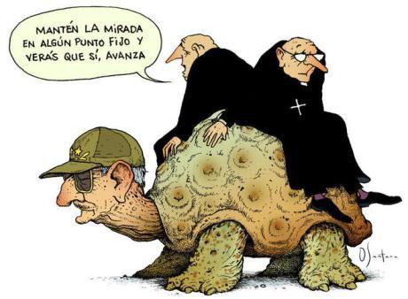 la tortuga comunista