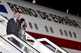 reyes de espana en cuba